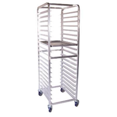 Sammons 9581-BLHD-20 Aluminum End Loading Racks
