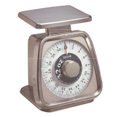 Taylor 32 oz x 1/4 oz Scale