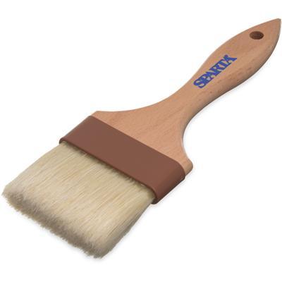 "Carlisle 3"" Flat Basting Brush"