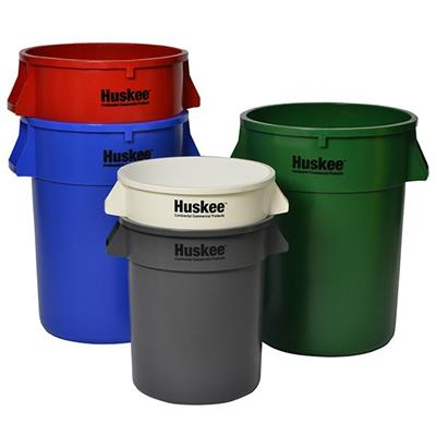 Continental Huskee 32 Gallon Waste Receptacle