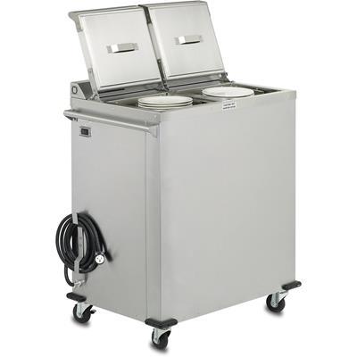 Dinex 2-Silo Plate Heater