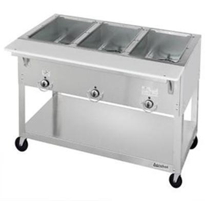 Duke EP303 Four Well AeroHot Steam Table