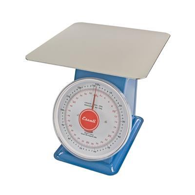 Escali DS13260P 132 Lb/60 Kg Mercado Dial Scale with Plate