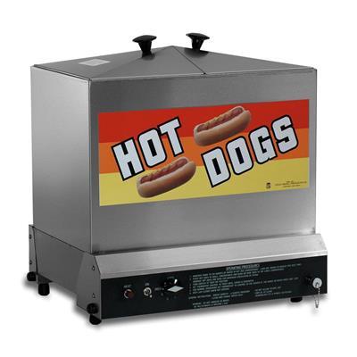 Gold Medal Super Steamin' Demon Hot Dog Steamer