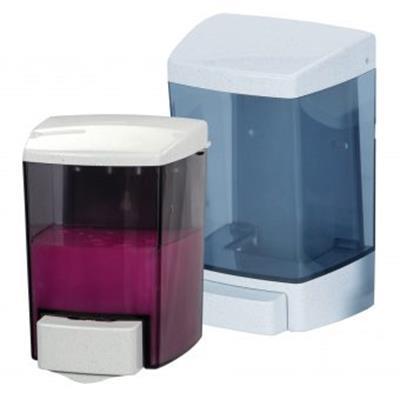 San Jamar 30 oz. Black Classic Soap Dispensers