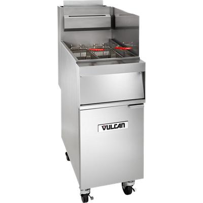 Vulcan 1GR85M 85 lb Gas Fryer w/Millivolt Controls