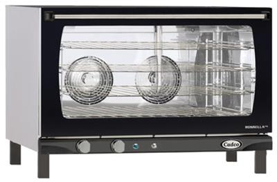 Cadco XAF-193 Full Size Convection Oven/Manual Controls - Countertop Convection Ovens