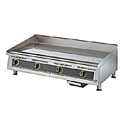 Griddles - Countertop Electric Commercial Griddles