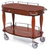 Lakeside Oval Service Cart - Lakeside