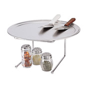 "American Metalcraft 9"" x 8"" x 7""H Universal Stand - Pizza Stands"
