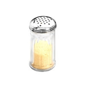 American Metalcraft Cheese Complete Glass Shaker - American Metalcraft