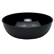 """Cambro Round 18"""" Black Bowls - Servingware"""