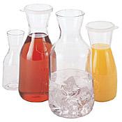 Cambro Beverage Decanters