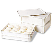 Cambro Pizza Dough Boxes
