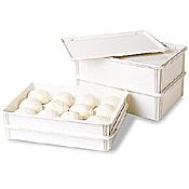 Cambro Pizza Dough Boxes