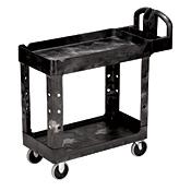 """Rubbermaid Heavy-Duty 18"""" x 39"""" Utility Cart"""