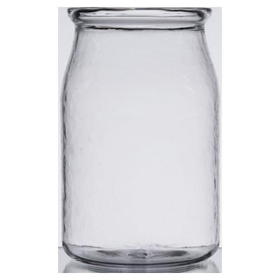 American Metalcraft Cmc15 15 Oz Clear Plastic Milk Can