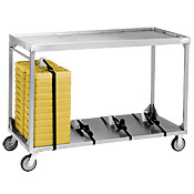 Cook's Extreme Duty 192-Tray Delivery Cart