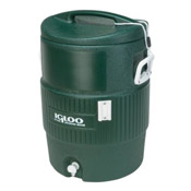 Igloo 42052 10 Gallon Green Beverage Cooler