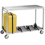 Cook's Extreme Duty 96-Tray Delivery Cart