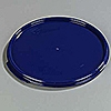 Carlisle StorPlus Blue Lid for 12-18-22 qt Round Containers