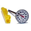Taylor BiTherm Thermometer w/Safe-T-Guard Case