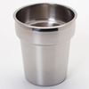 Carlisle 4 qt Stainless Steel Inset