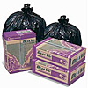 "Pitt Plastics 30"" x 36"" Heavy Duty Can Liners"