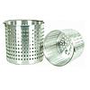 Economy 20 qt Aluminum Steamer Basket
