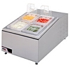 APW 4-Compartment Refrigerated Condiment Unit | APW Wyott