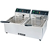 Adcraft Double Tank Countertop Fryer