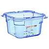 Araven 07797 1.5 L 1/6 Size Polypropylene Airtight Containers