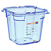 Araven 07798 2.15 L 1/6 Size Polypropylene Airtight Containers