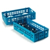Carlisle Half Size Stack-All Blue Flatware Rack