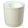 Carlisle CM103002 White Cold Crock