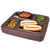Cook's 4 Compartment Gator Trays