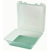 G.E.T. Clear 1-Compartment Eco-Clamshells
