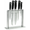 Mercer 6-Piece Genesis Knife Block Set