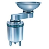 Salvajor 150 1-1/2 HP Commercial Disposer