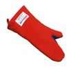 "BurnGuard 18"" Poly-Cotton Oven Mitt 