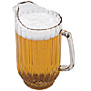Cambro 48 oz. Clear Pitchers