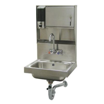 Advance Tabco 7-PS-80 Hand Sink Wall Model