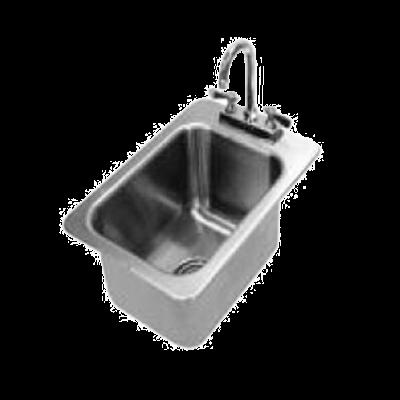 Advance Tabco DI-1-10 Drop-In Sink 1-Compartment