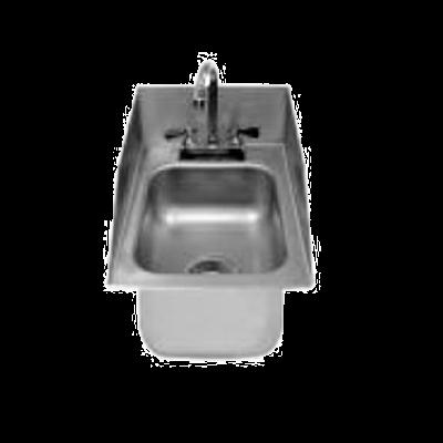 Advance Tabco DI-1-10SP Drop-In Sink 1-Compartment