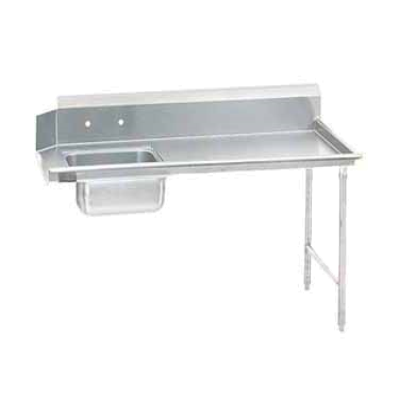 Advance Tabco DTS-S30-48R Straight-Soil Dishtable Right-to-Left