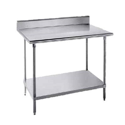 "Advance Tabco KSS-302 Work Table 30"" Wide Top"