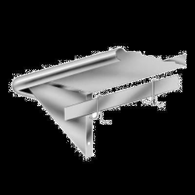 Advance Tabco PS-12-72-X Shelf with Pot Rack