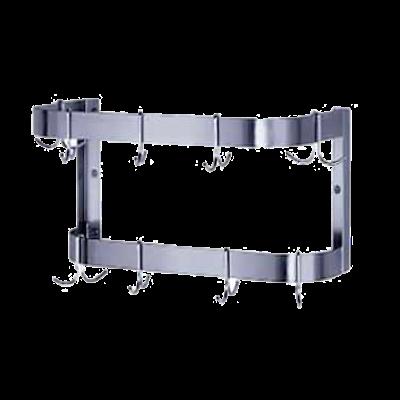 Advance Tabco SW-48 Pot Rack Wall-Mounted