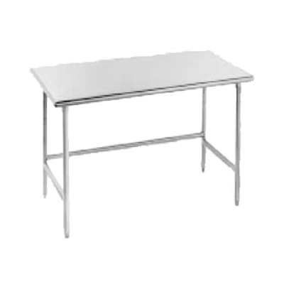 "Advance Tabco TMS-242 24"" Wide Top Work Table"