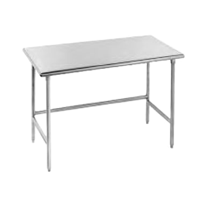 """Advance Tabco TSS-307 Work Table 30"""" Wide Top"""